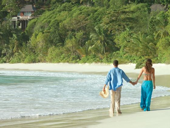 Honeymoons stroll, Four Seasons Resort Seychelles