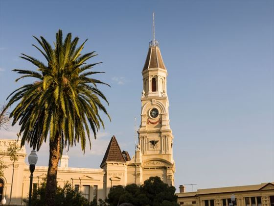 Fremantle clock tower