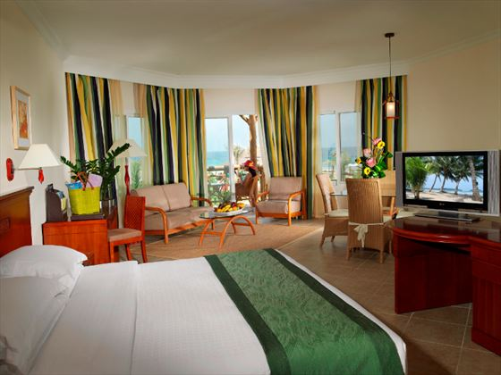 Fujairah Rotana Resort & Spa Ocean View Suite
