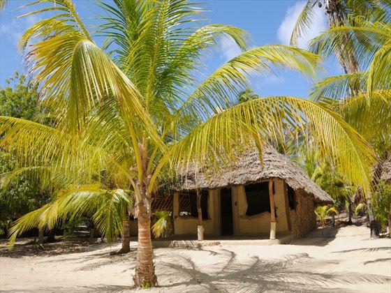 Garden Room at Manda Bay