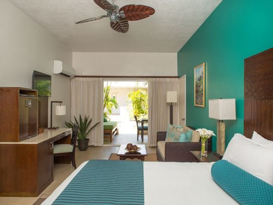 Garden View Room at Spice Island