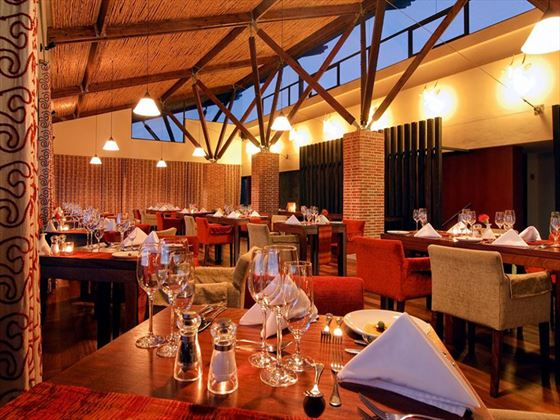 Grootbos Private Nature Reserve Red Indigo restaurant