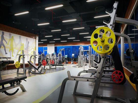 Gym at Amari Watergate