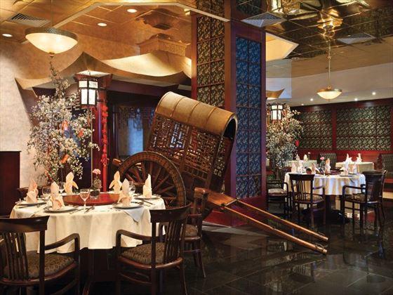 Hai Tao restaurant at Kempinski Hotel Ajman