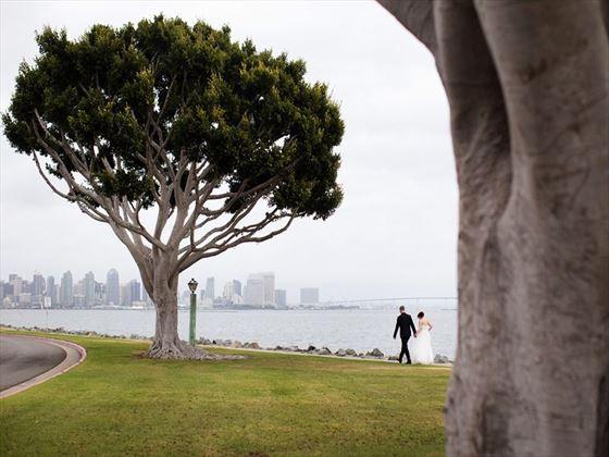 Harbor Island Park, San Diego