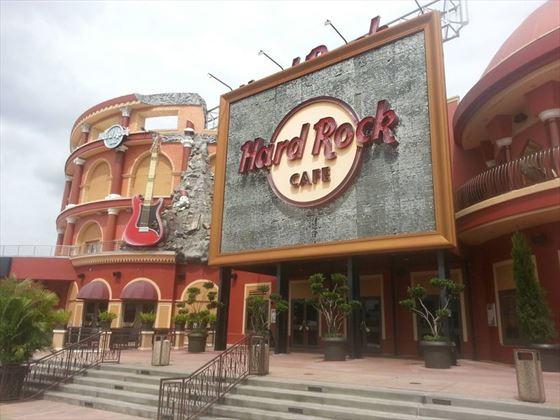 The Hard Rock Cafe, Orlando