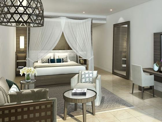 Haymand Wing Lagoon Room at One&Only Hayman Island