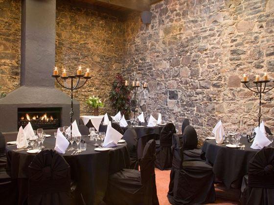 Heritage Dunedin Leisure Lodge restaurant