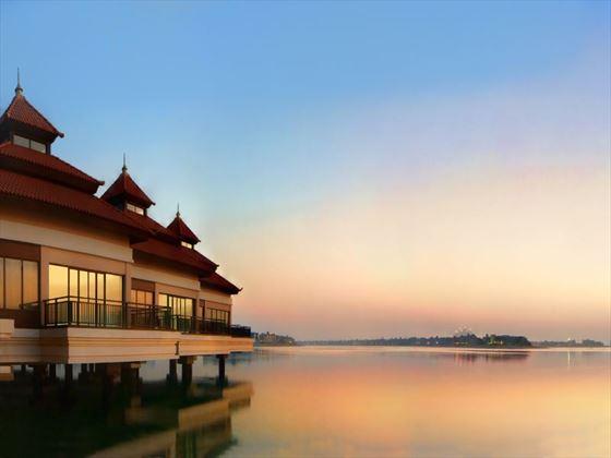 Anantara The Palm Dubai Over Water Villas