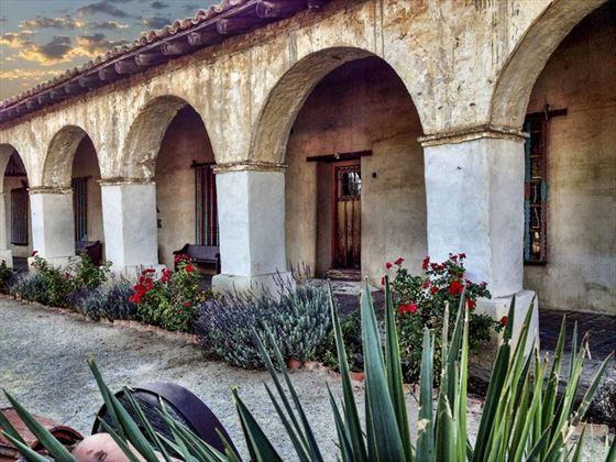 Historic Mission, San Miguel, San Luis Obispo