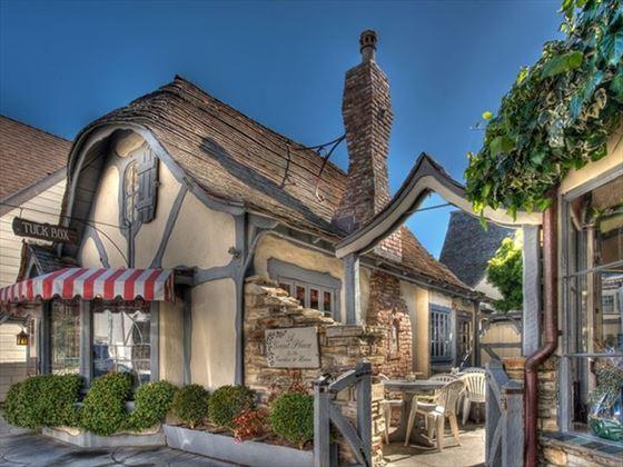 Historical buildings of Carmel
