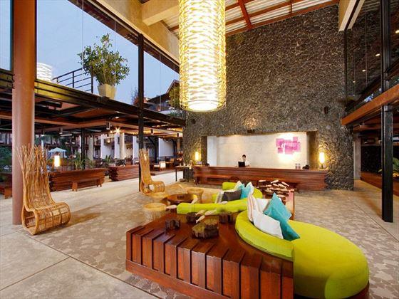 Holiday Inn Resort, Krabi lobby