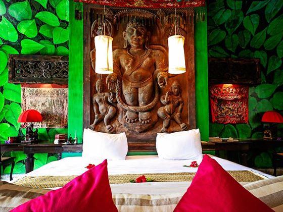 Puri Dadap Merah at Hotel Tugu Lombok