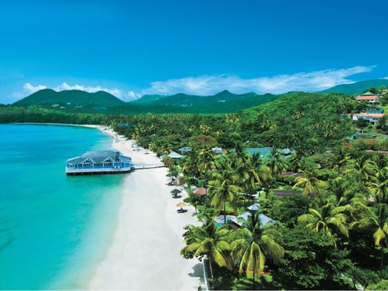 Sandals Halcyon Beach St Lucia St Lucia Book Now With