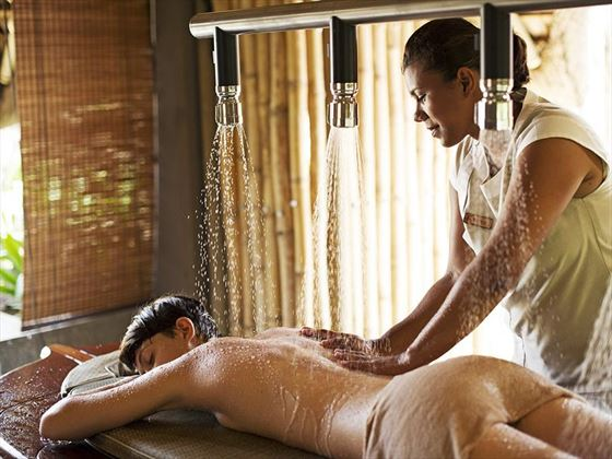 Hydro-therapy spa treatments