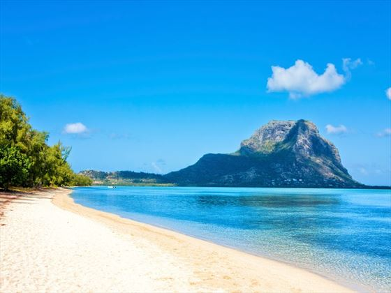 Tropical Island Beach Ambience Sound: The Island Of Mauritius, Mauritius, Indian Ocean