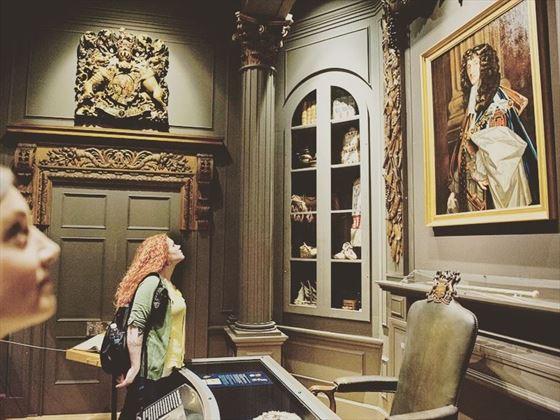 Inside Manitoba Museum, Winnipeg