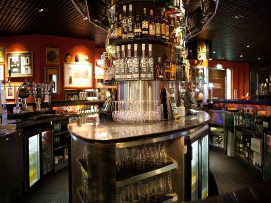 Irish Bar at Al Manzil