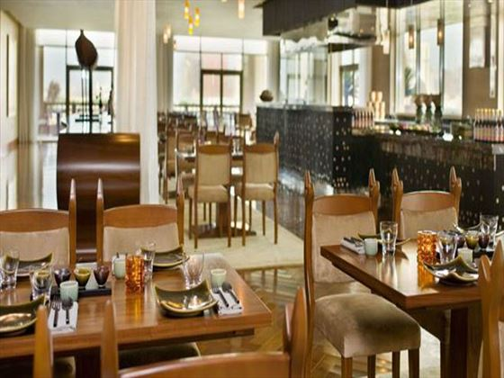 Isaan restaurant at Grand Hyatt Doha