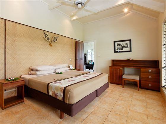 Island Villa Bedroom