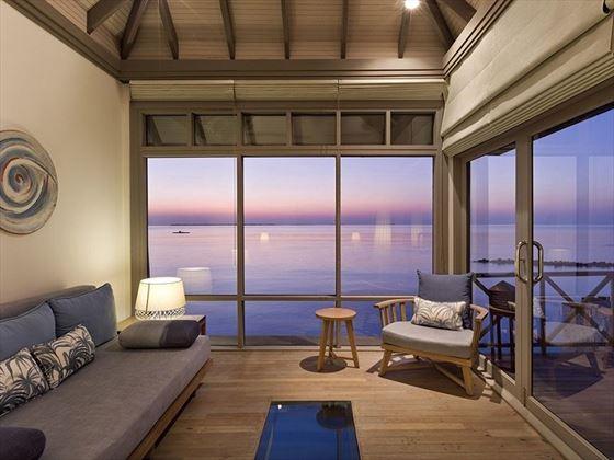 JA Manafaru Sunset Water Villa