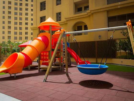 JA Ocean View Hotel kid's playground