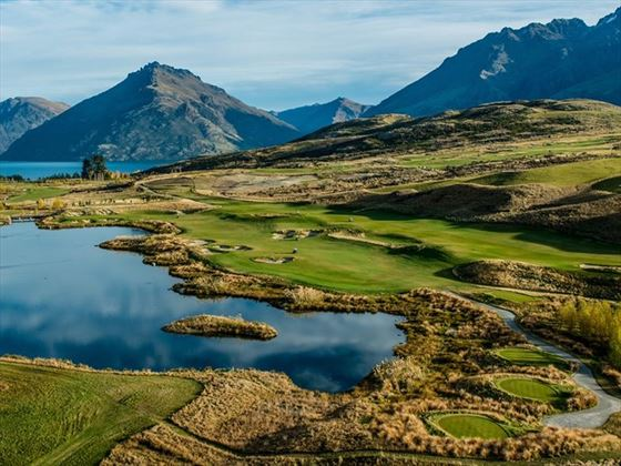 Golf at Jack's Point, Queenstown