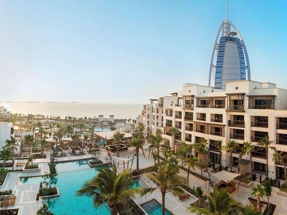 Jumeirah Al Naseem exterior