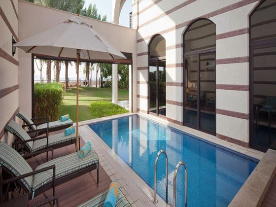 Jumeirah Zabeel Saray Seafront Residences
