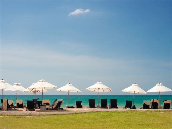 JW Marriott Khao Lak beach