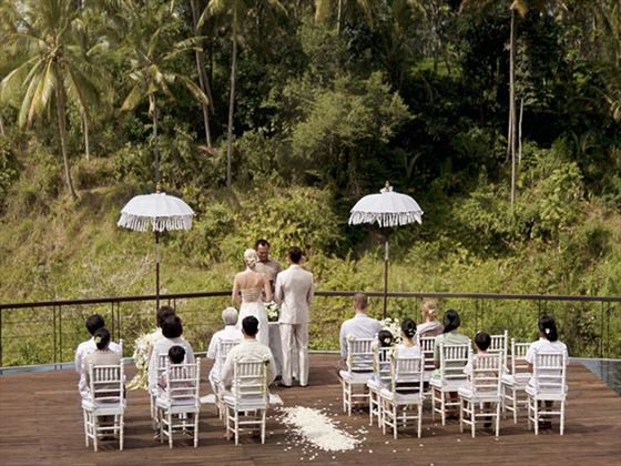 Kamandalu Resort weddings