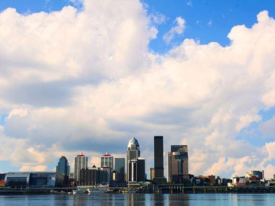 Kentucky skyline
