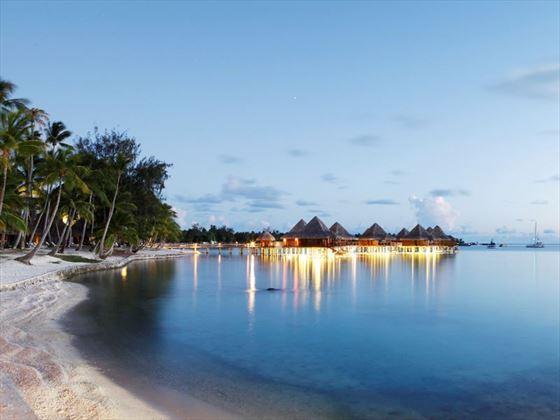 Kia Ora Resort, Overwater Villas