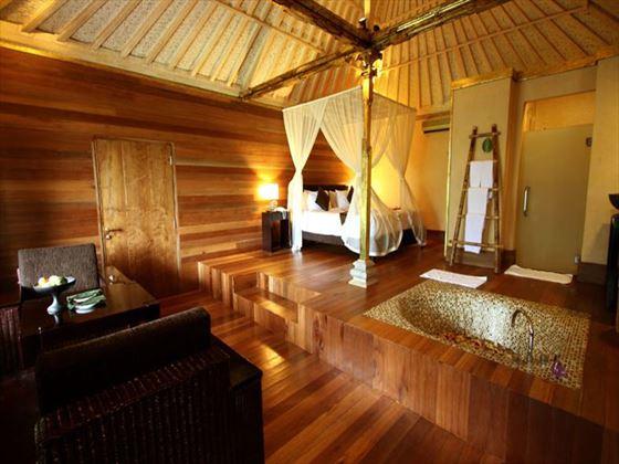 Kupu Kupu Barong Villas & Tree Spa Family Villa