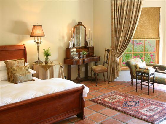 La Plume Guesthouse bedroom