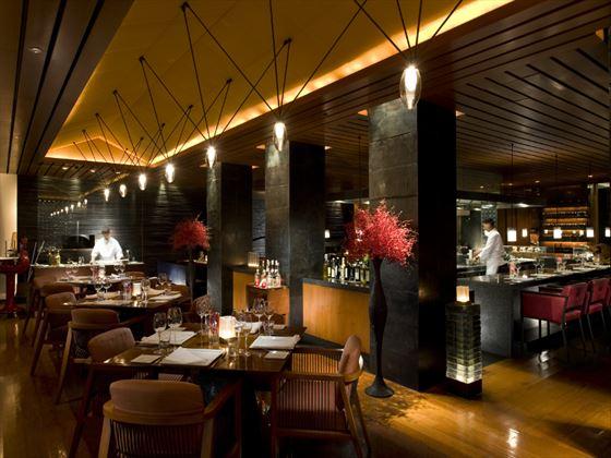 La Scala restaurant at The Sukhothai Bangkok