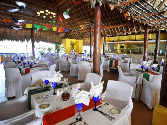 La Troje Mexican restaurant at Allegro Cozumel