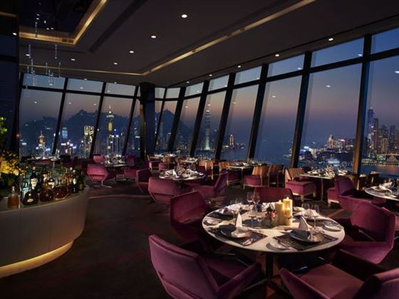 Le 188 restaurant at Harbour Grand Hong Kong