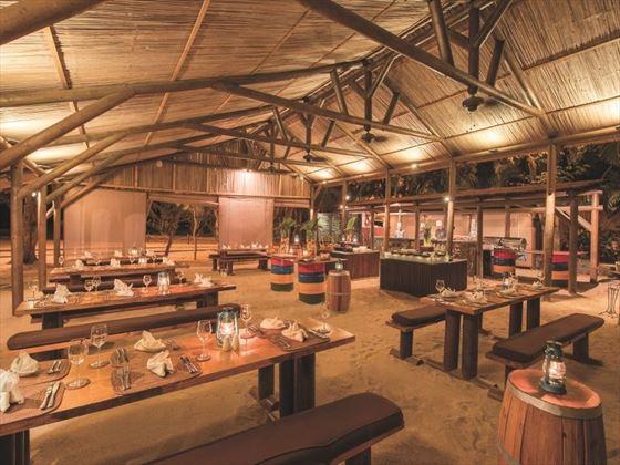 Les Filaos Beach BBQ Restaurant