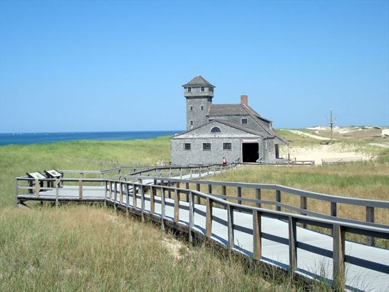 Lifesaving Station, Provincetown