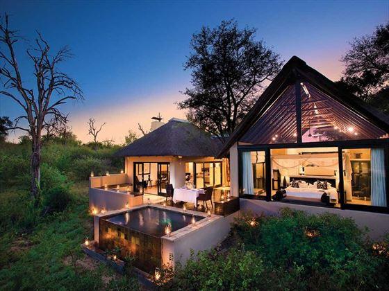 Ivory Lodge exterior