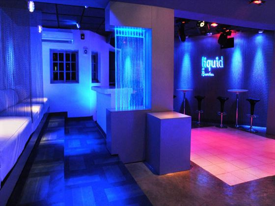 Liquid club at Beaches Negril Resort and Spa