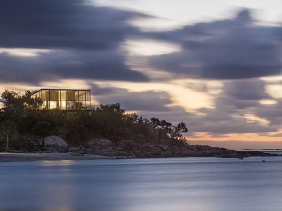 Lizard Island - Pavilion exterior