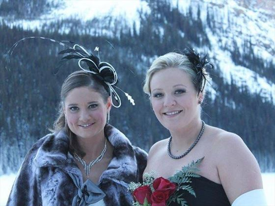Civil Partnership at Lake Louise