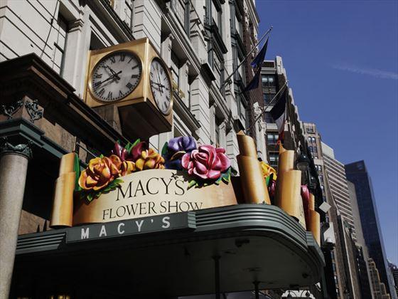 Macys, New York