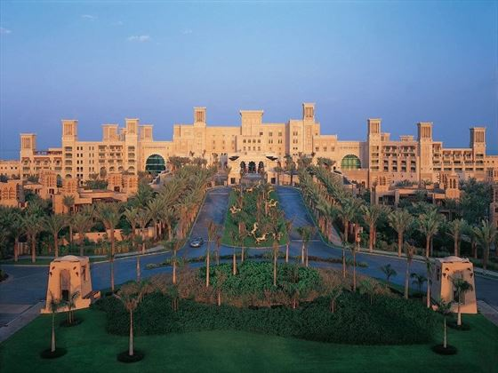 Jumeirah Al Qasr exterior