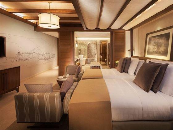 Jumeirah Al Naseem Resort Deluxe Room - Twin