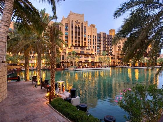 Jumeirah Mina A'Salam waterways