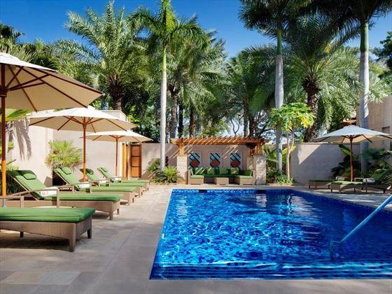 Jumeirah Al Naseem Talisa Spa pool
