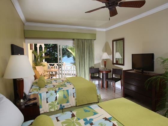 Magdalena Grand Beach Resort double room